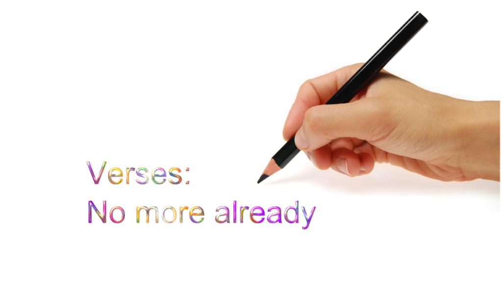 already essay written